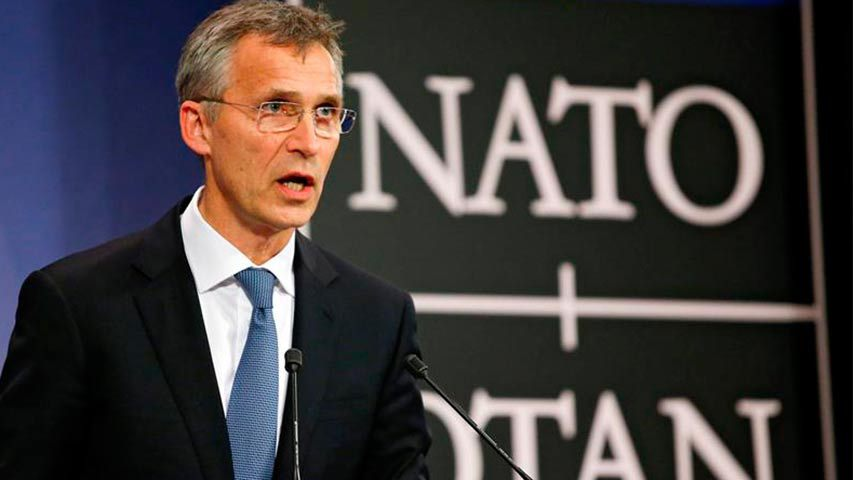 OTAN felicita a Trump y le pide liderazgo ante nuevos retos de seguridad