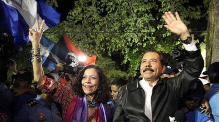 Daniel Ortega fue reelegido hoy con 71,3 % de los votos