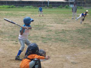 Béisbol Leones vs Fuentes Acevedo pre infantil