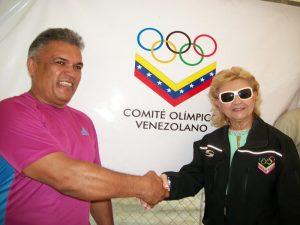 Luis Alberto López, mención atleta del año