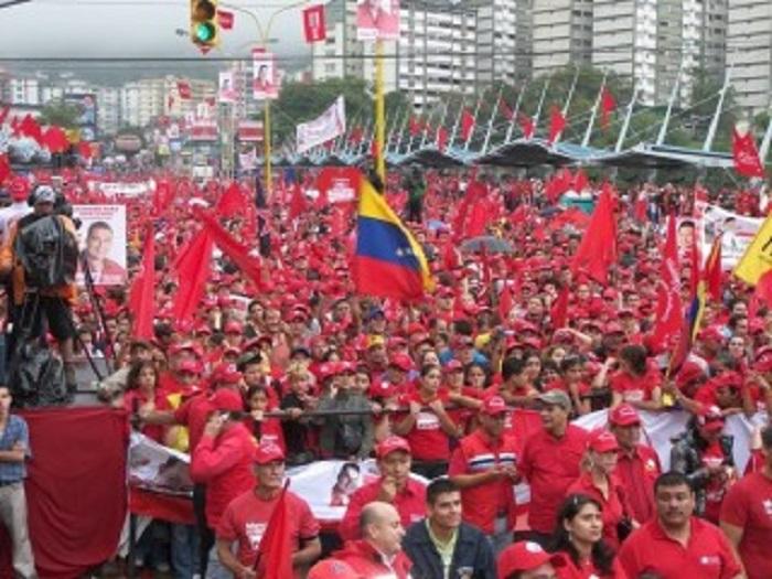 El PSUV dejó de ser la primera fuerza en el país