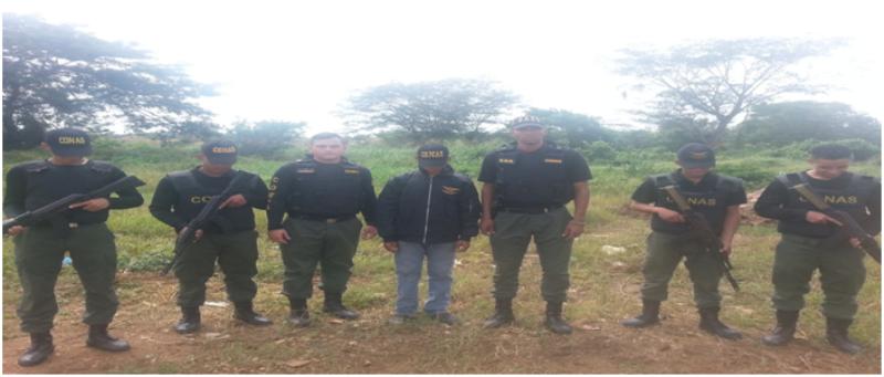 Gaes Guárico rescató a adolescente secuetrado en Barbacoa