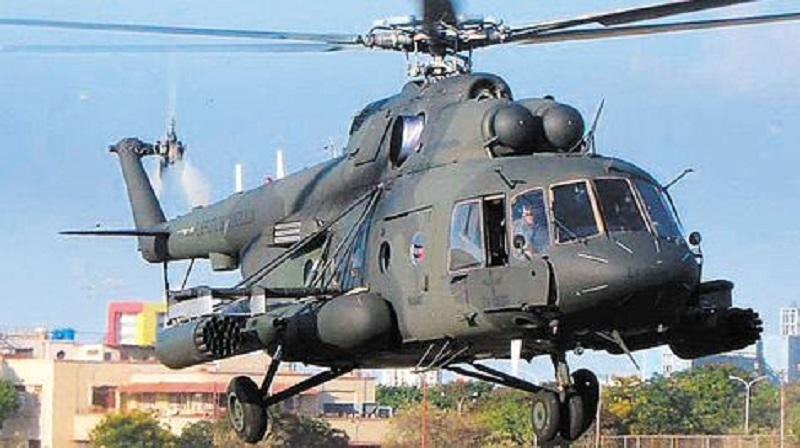 Desaparecido un helicóptero con 13 personas en Amazonas