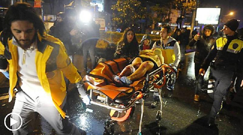 Matanza en discoteca de  Estambul deja varios muertos