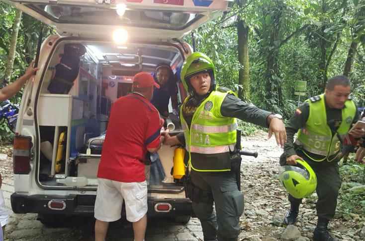 Ocho muertos y quince heridos en Villavicencio