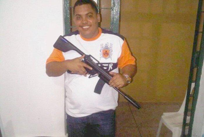 Atacado a tiros pran de Tocoron en playa Parguito, Margarita