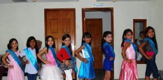 hermosas niñas de las Garcitas