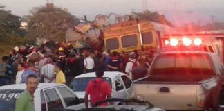 colision autobus valencia