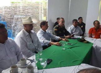 agropoductores de Venezuela y Colombia