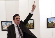 Una imagen del reportero Burhan Ozbilici
