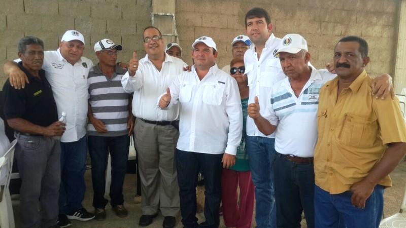 Sector sindical de AD anunció sus candidatos a las alcaldías de Roscio y Ribas en Guárico