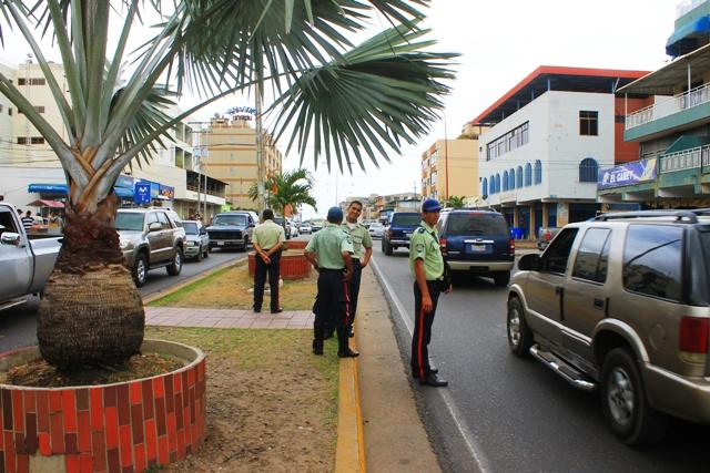 Funcionarios del Iapatmi mantienen operativo permanente en Infante