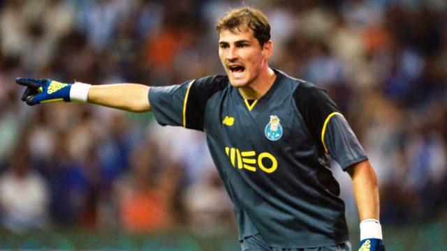 Iker Casilla establece record de participación en competiciones europeas