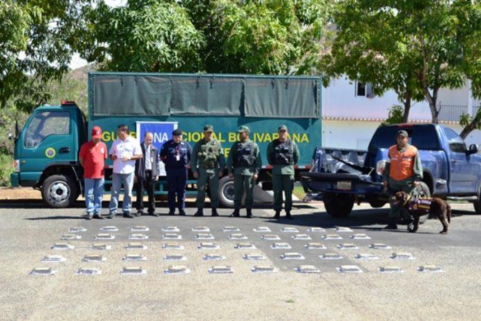 incautado 50 panelas de droga en chaguaramas