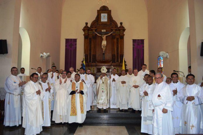 Mons. Aponte obispo Diócesis de Valle de la Pascua