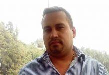 Alexis Zamora ex funcionario