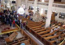 ataque iglesia egipto