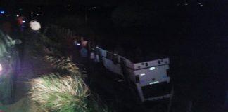 autobus volcado tucupido zaraza