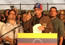 Capriles recorrerá el país