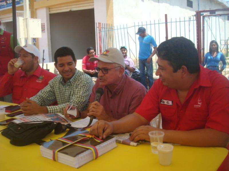 Pueblo de Las Mercedes del Llano, Respalda Programa Radial Bloque Indestructible