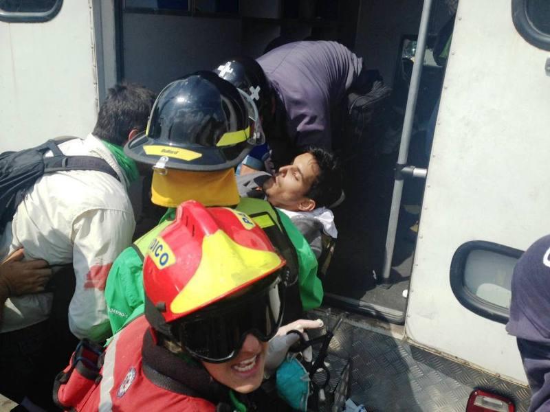 Asesinado periodista durante protestas este 10 de mayo
