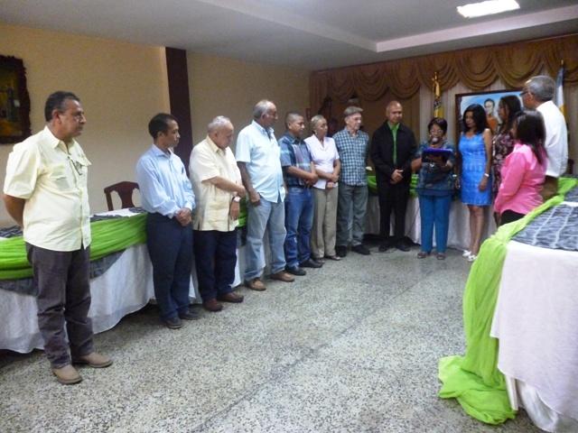 En Conmemoración al Día de la Enfermera la Cámara Municipal de Infante realizó Sesión Solemne para honrar la labor de los profesionales de la enfermería