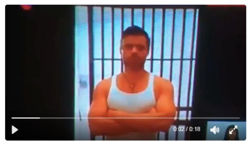 Tras intensos rumores, VTV presenta fe de vida de Leopoldo López