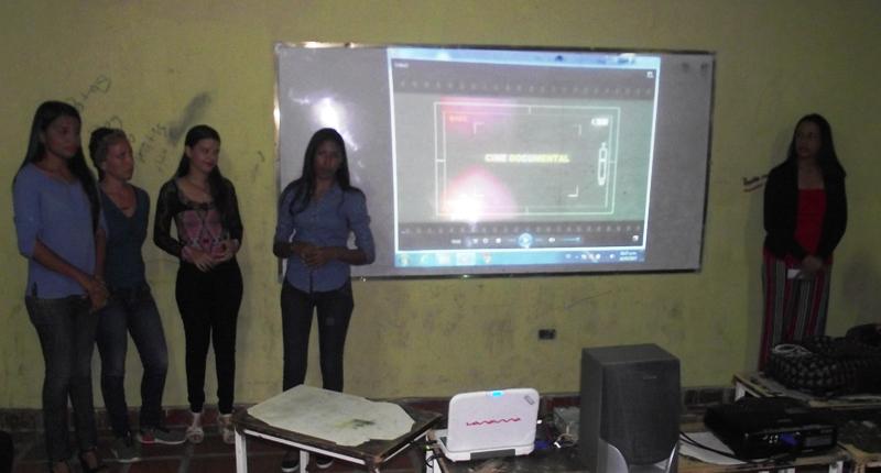 UBV Infante realizó su tradicional Muestra Audiovisual