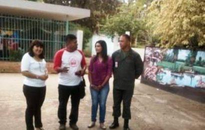 En Guárico inspeccionan Centros de Votación para garantizar suministro eléctrico durante proceso Constituyente
